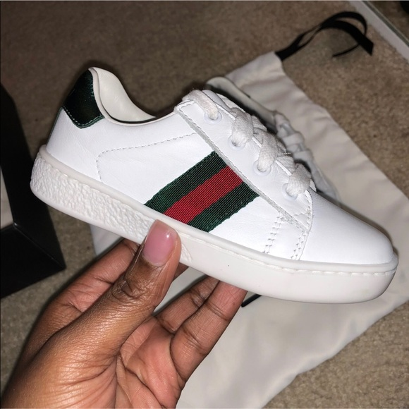 gucci trainers infant